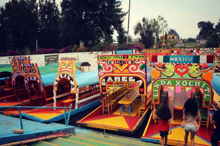 Xochimilco Mexico