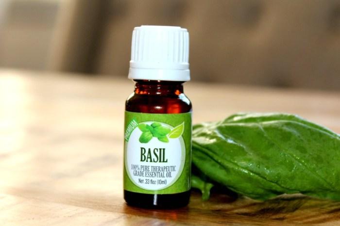 basil benefits for hair