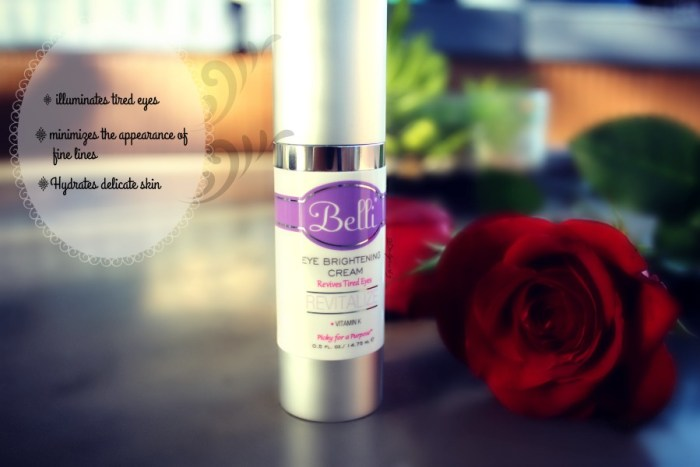 No More Tired eye and fine lines