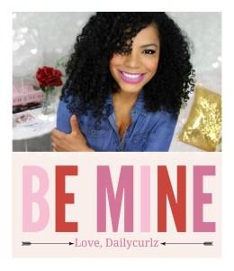 Curly Girl Valentine's day Wish List