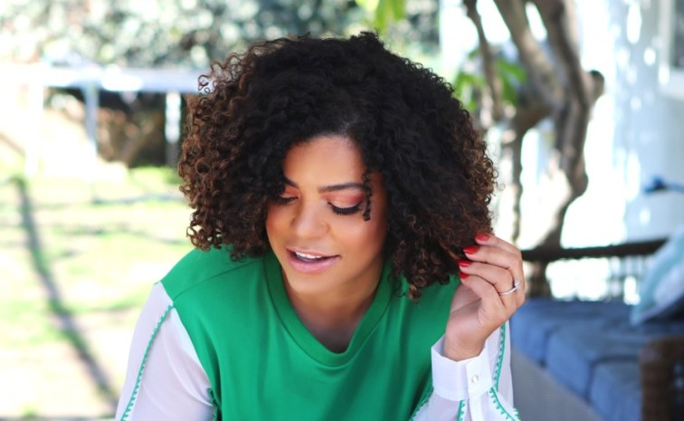 Fall in love with your curls this Valentine's Day