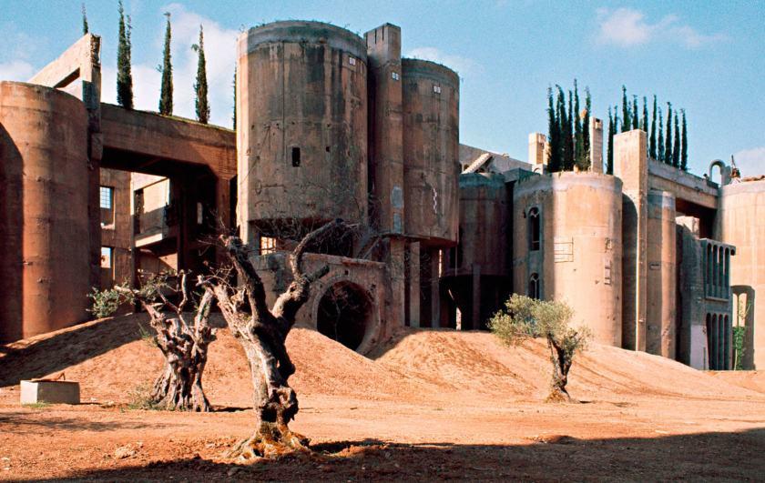 La Fábrica - the desert