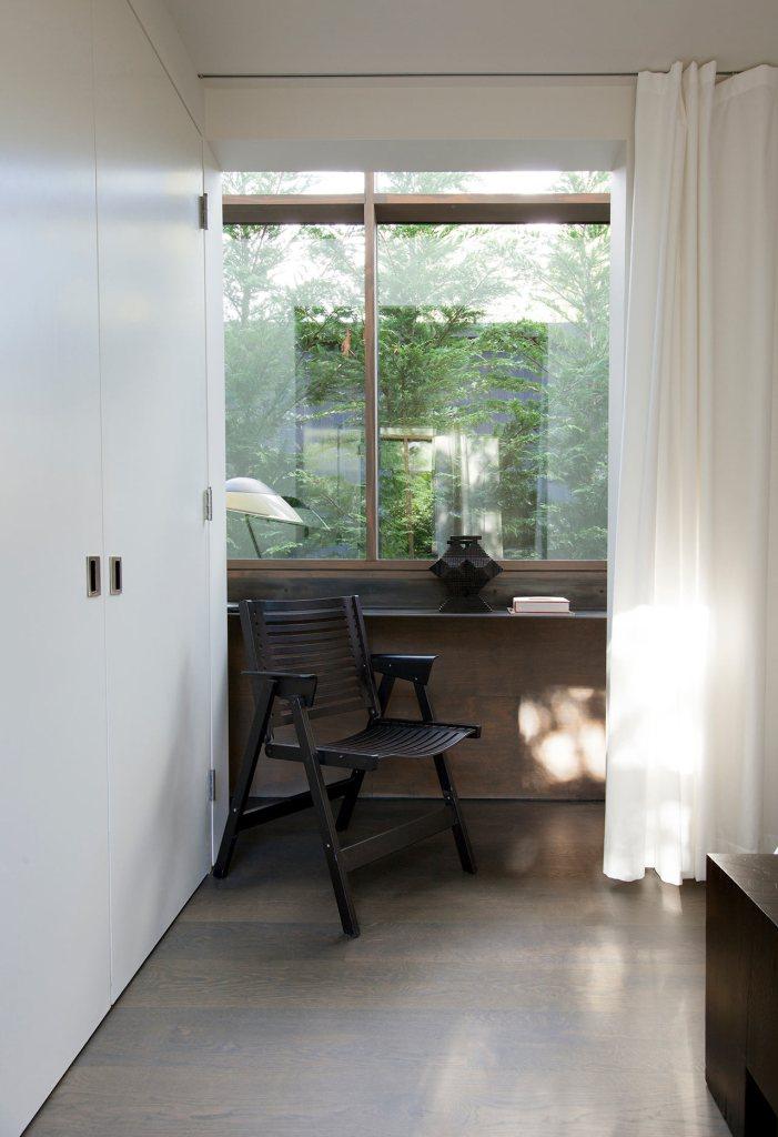 Minimalist Junsei House - Nook
