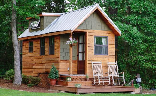 Help Build Tiny Homes For Homeless Detroiters
