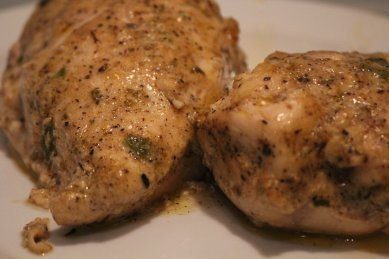 Rosemary Thyme Chicken Breasts Recipes