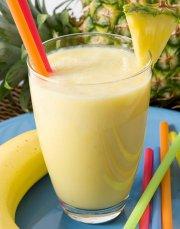 Top Recipes - Banana Orange Pineapple Smoothie