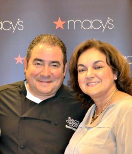 Isabel and Emeril