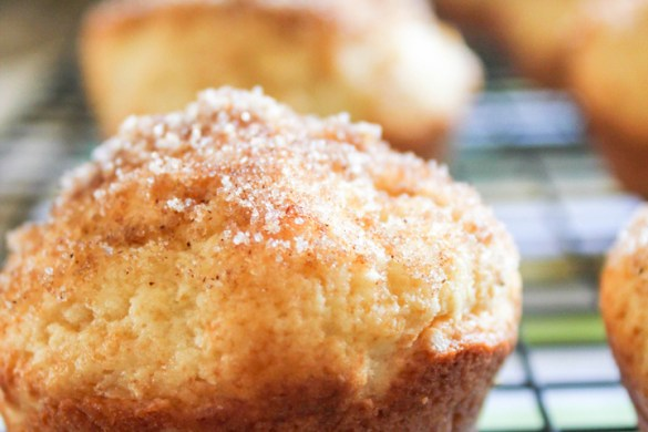 French Breakfast Muffins 3