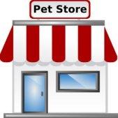 pet store front