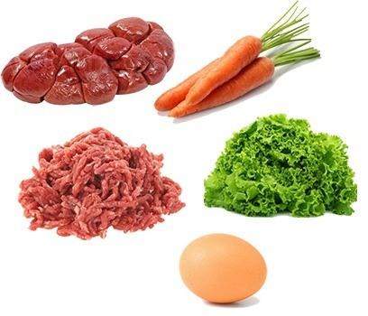 5 homemade dog food recipes for pitbulls daily dog stuff raw dog food recipe max beef forumfinder Choice Image