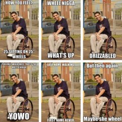 Wheelchair Drake Diy Thanksgiving Chair Covers The Best Memes Starting From Bottom