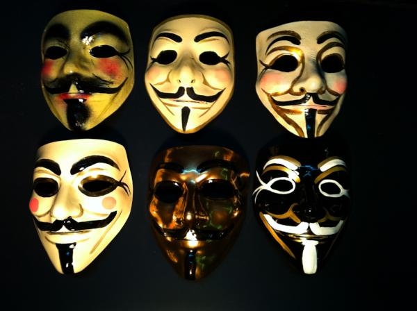 The best Guy Fawkes masks in Anonymous history  The Daily Dot