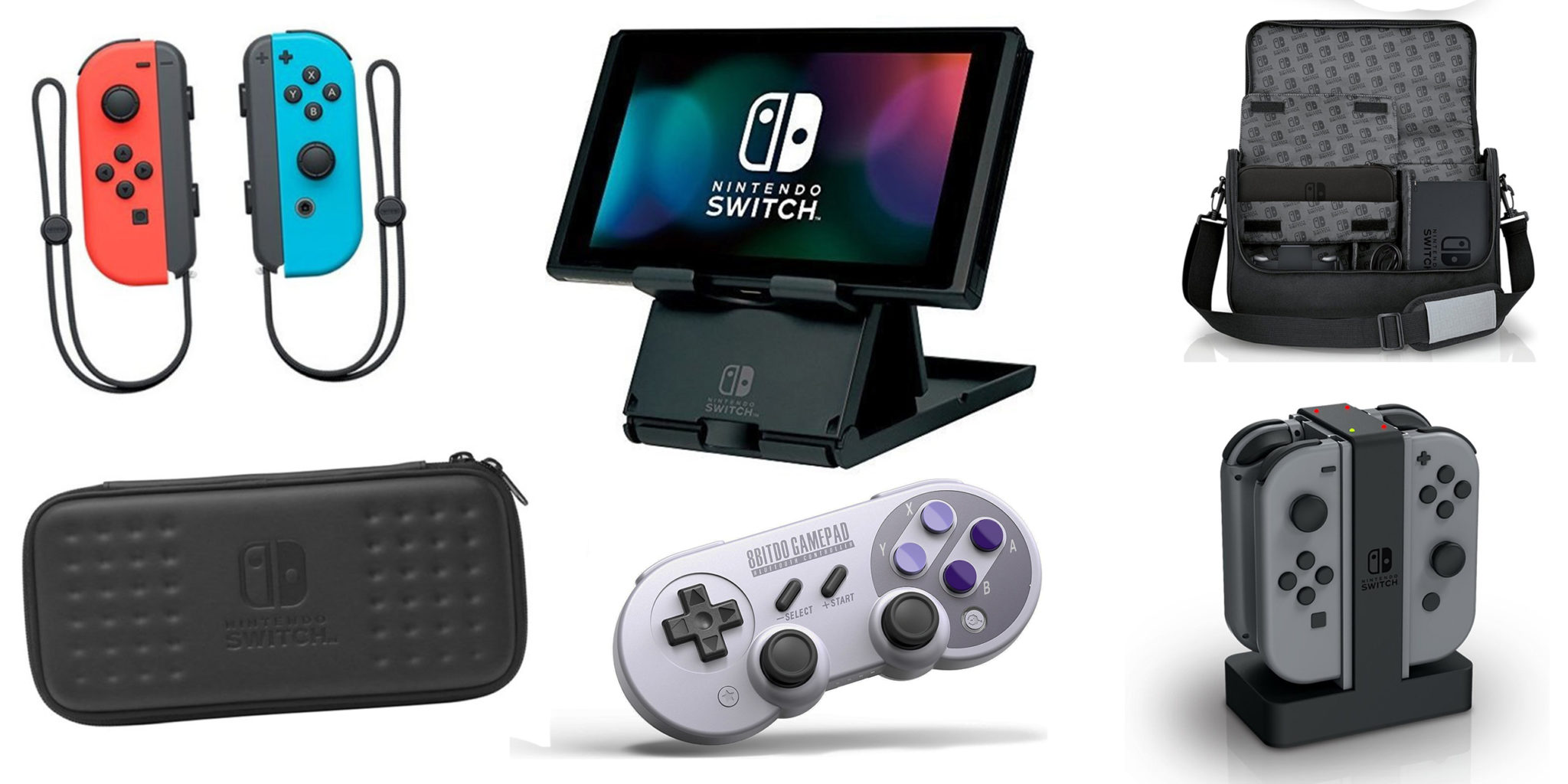 The 12 Best Nintendo Switch Accessories You Can Buy