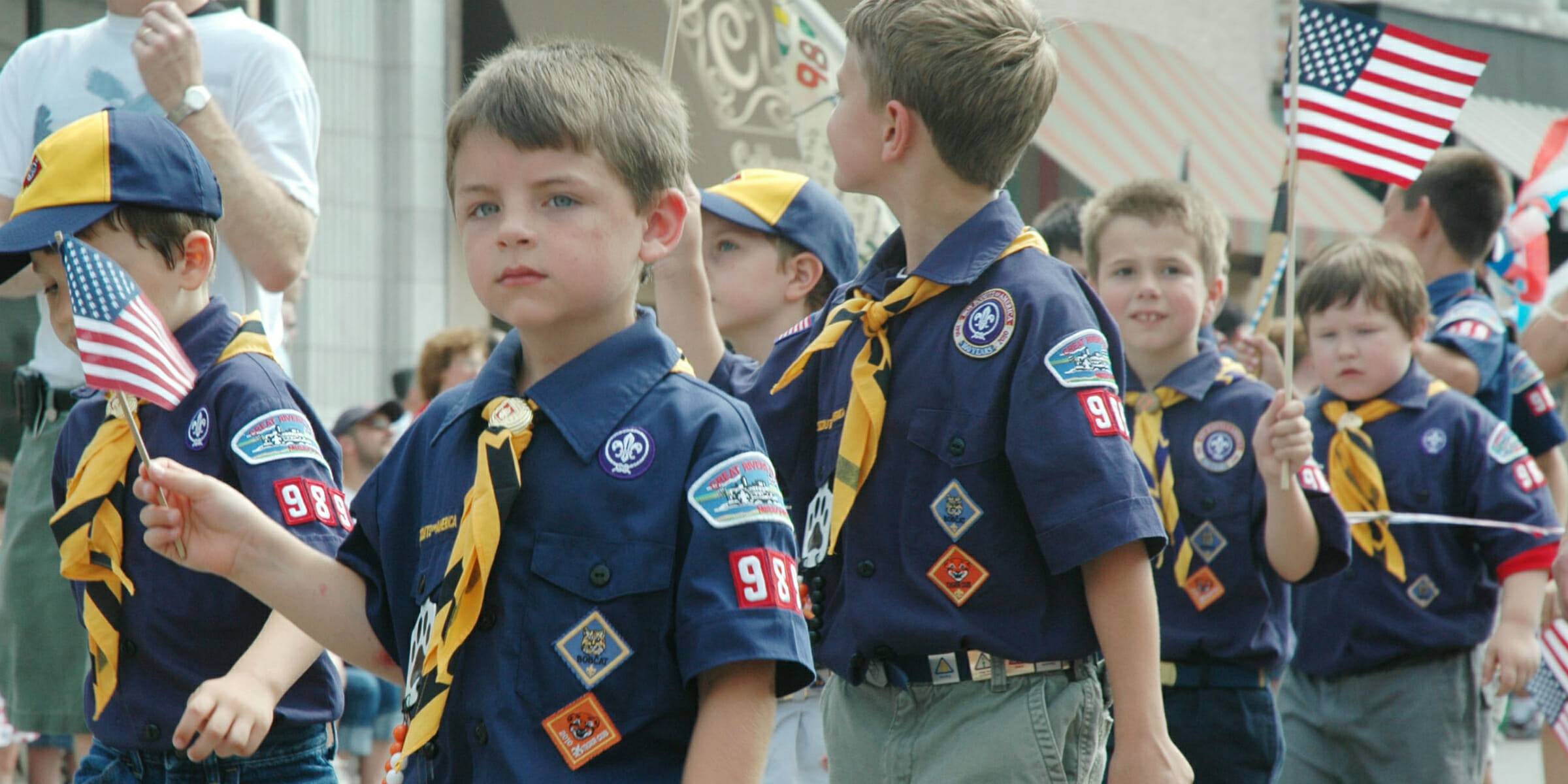 The Boy Scouts Is Changing Its Name And Conservatives Are