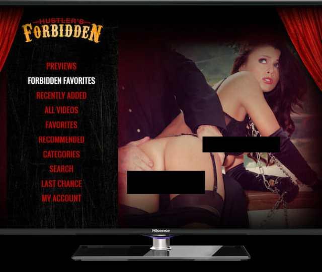 How To Find Porn On Roku Hustler Forbidden