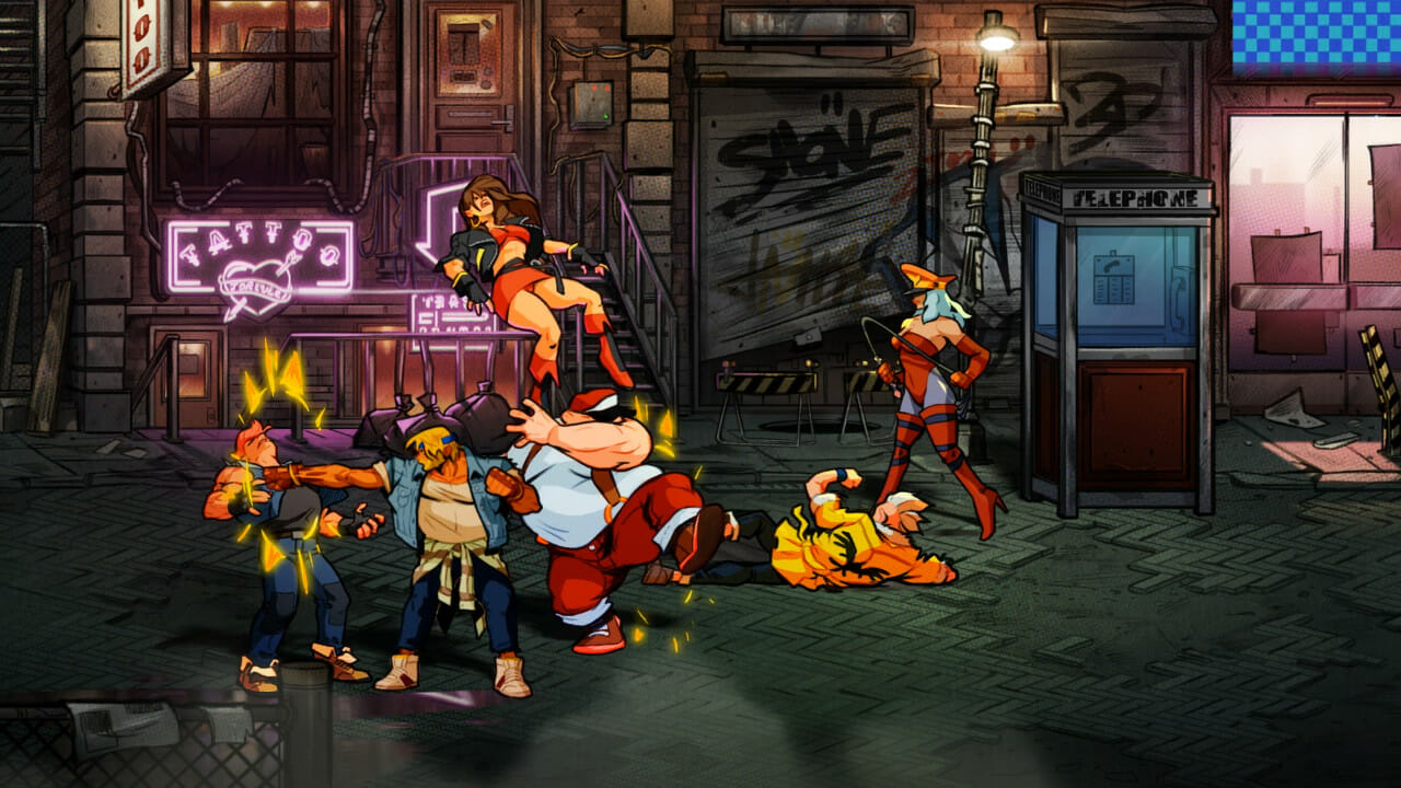 3d Cube Wallpaper Streets Of Rage 4 Announced 24 Years After Its Sega