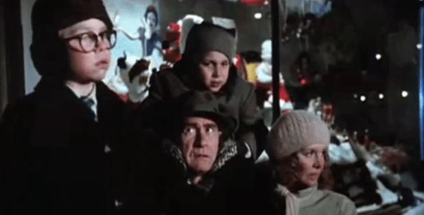 the best christmas movies - a Christmas story
