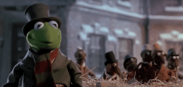 best christmas movies - muppet christmas song