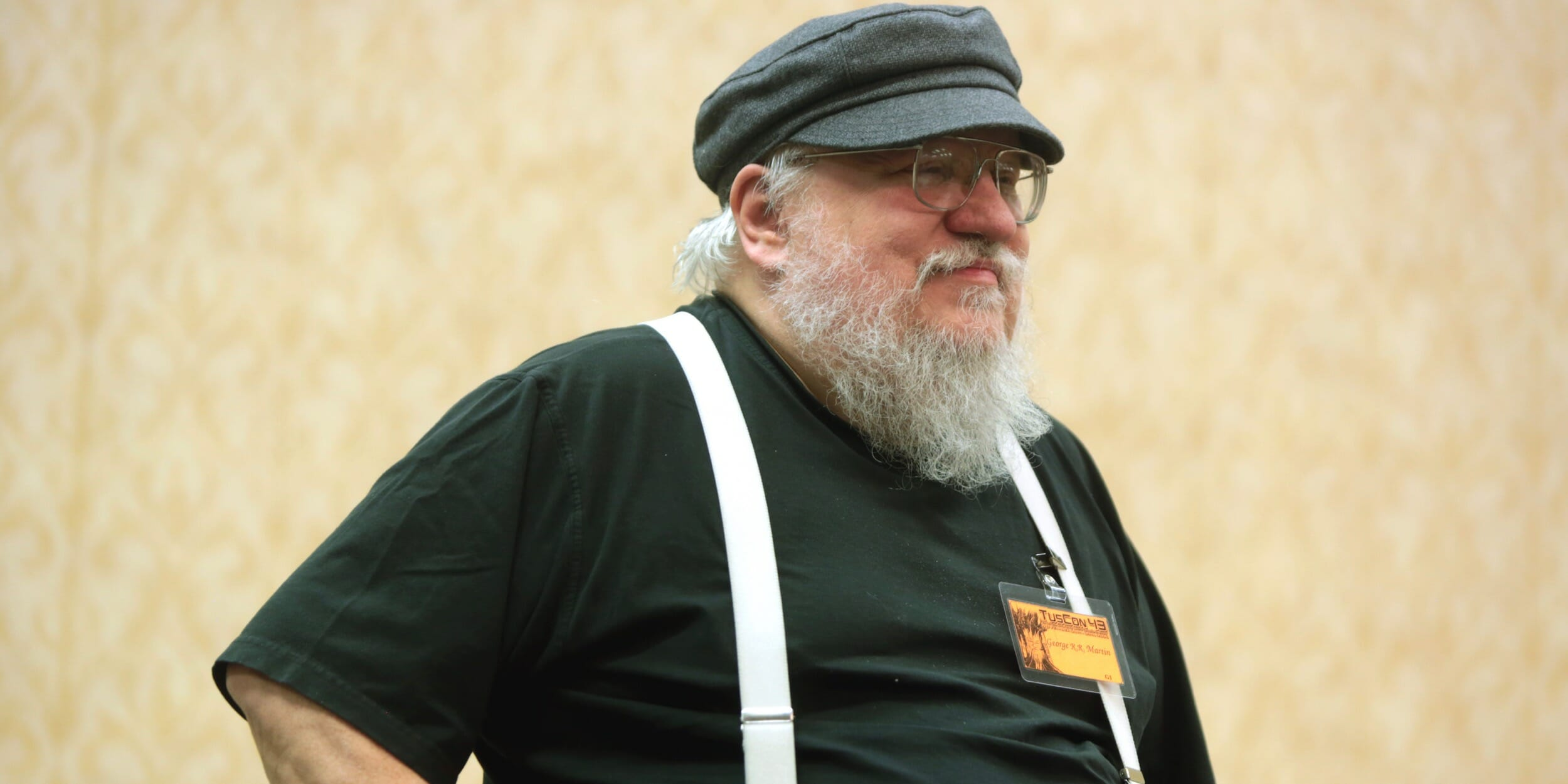 George R R Martin Likes Books By Dudes And The Big Bang