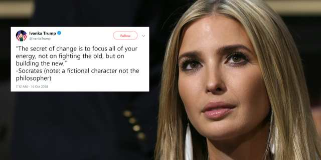 Ivanka Trump Has An Ingenious New Plan To Stop Criticism Of Her Tweets