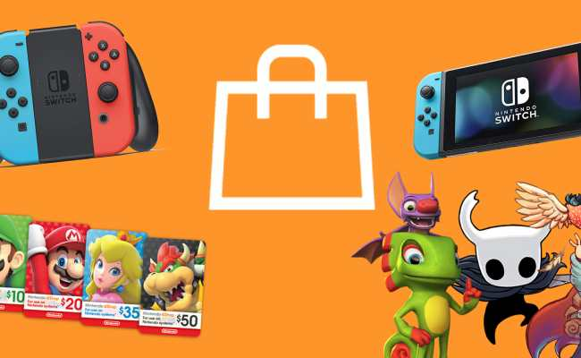 Nintendo Switch Eshop 10 Essential Games And Accessories