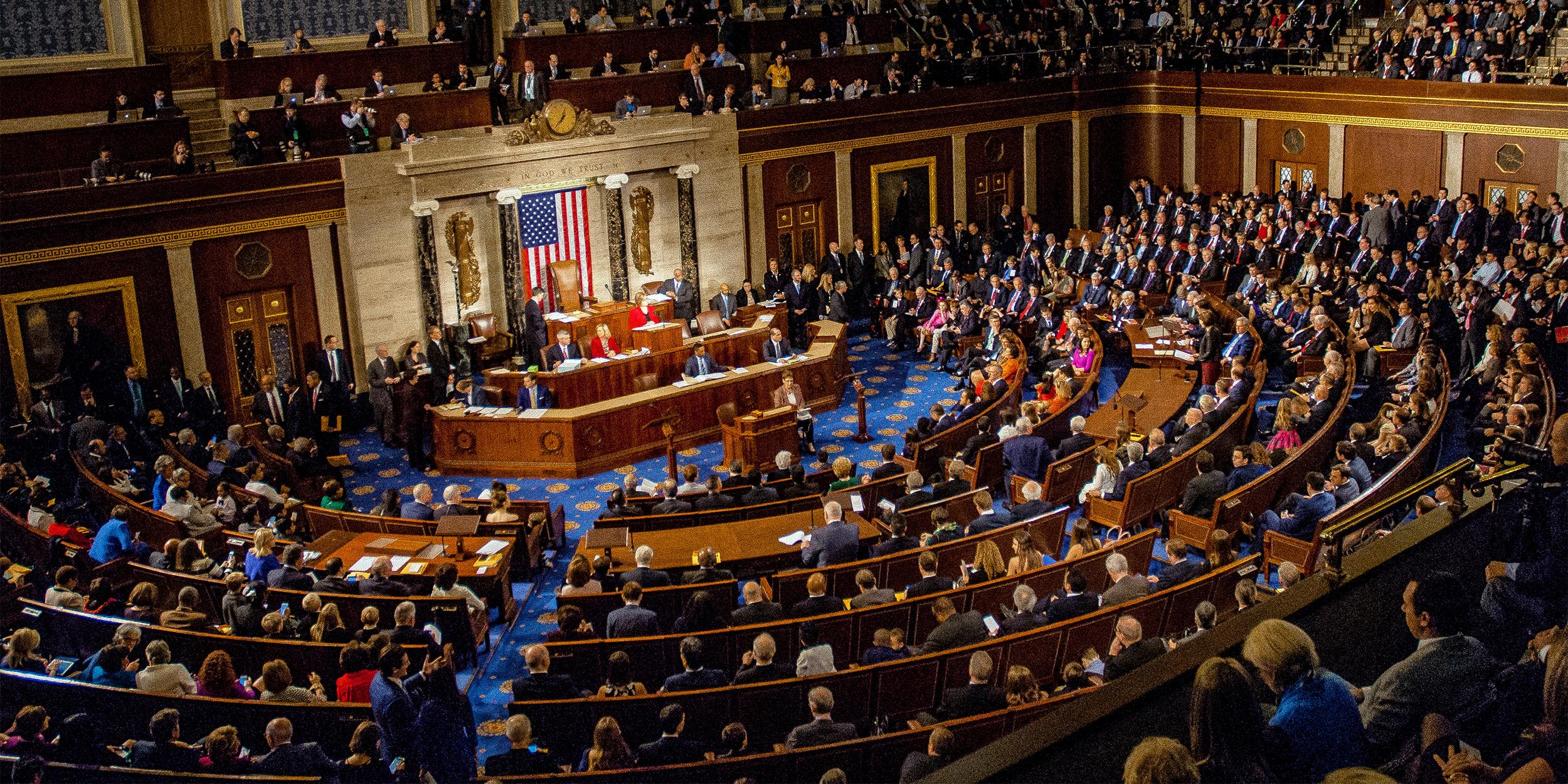 House Of Representatives Results Democrats Take Control