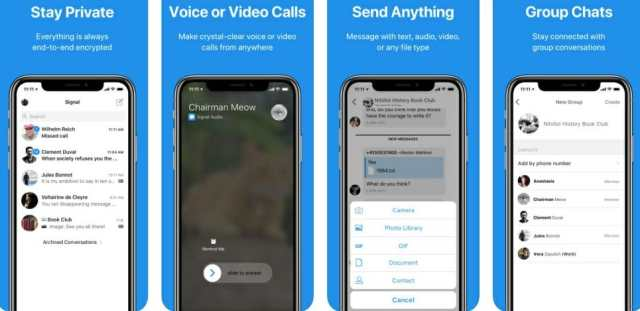 The Best Messaging Apps of 2018: Android, iOS, and Windows Phone