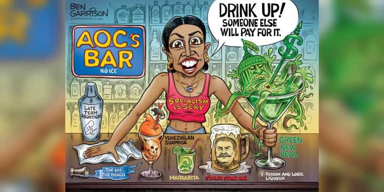 Image result for aoc is comedy gold memes""