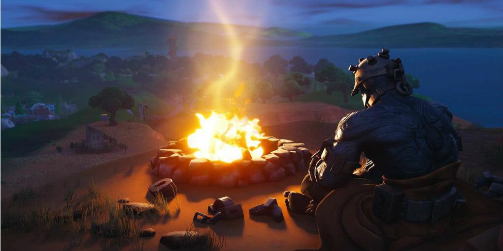 Fortnite Season 8 An Earthquake Fire King And More Details