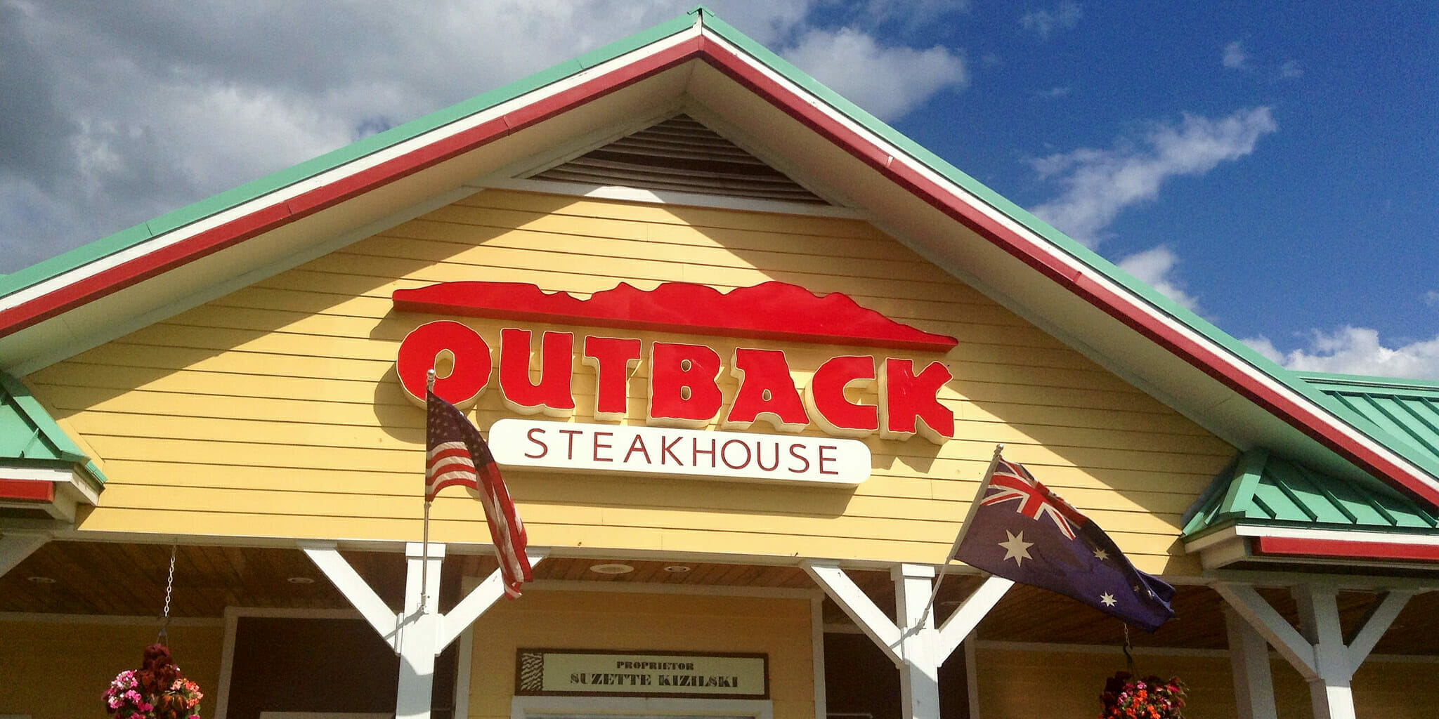 an outback steakhouse twitter
