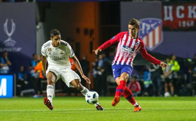 Real Madrid Vs Atletico Madrid How To Watch Online For Free