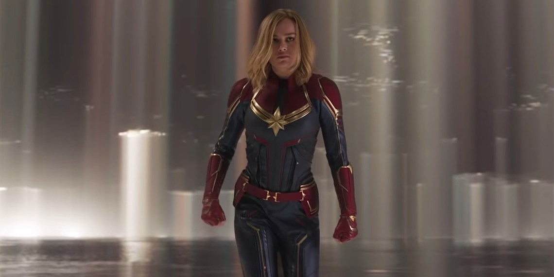 Image result for captain marvel scene