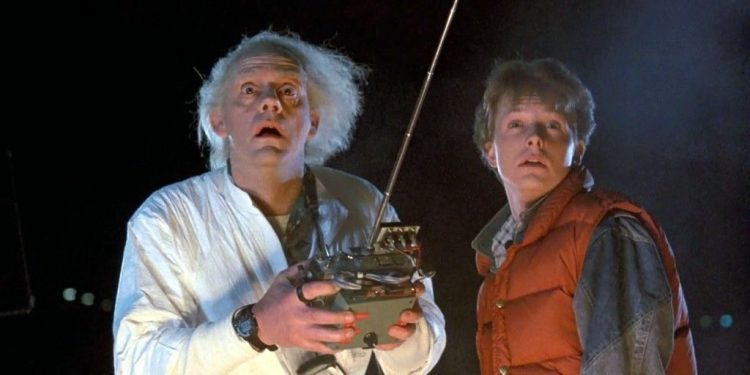 The Best Time Travel Movies on Netflix, Hulu, Amazon & More