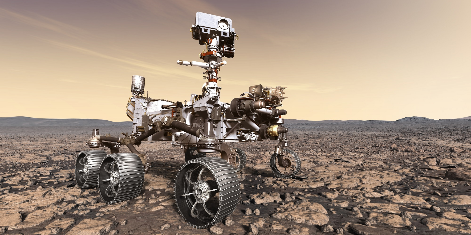 NASA Launches Perseverance Rover to Investigate Life on Mars
