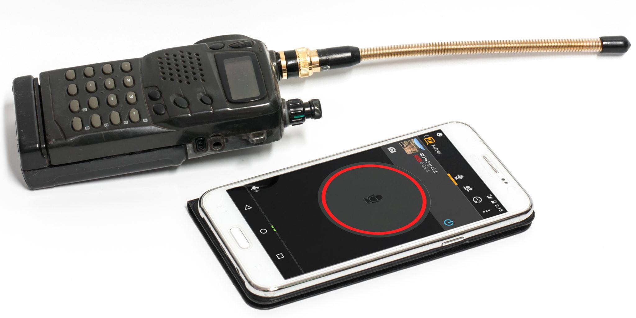 the best free walkie