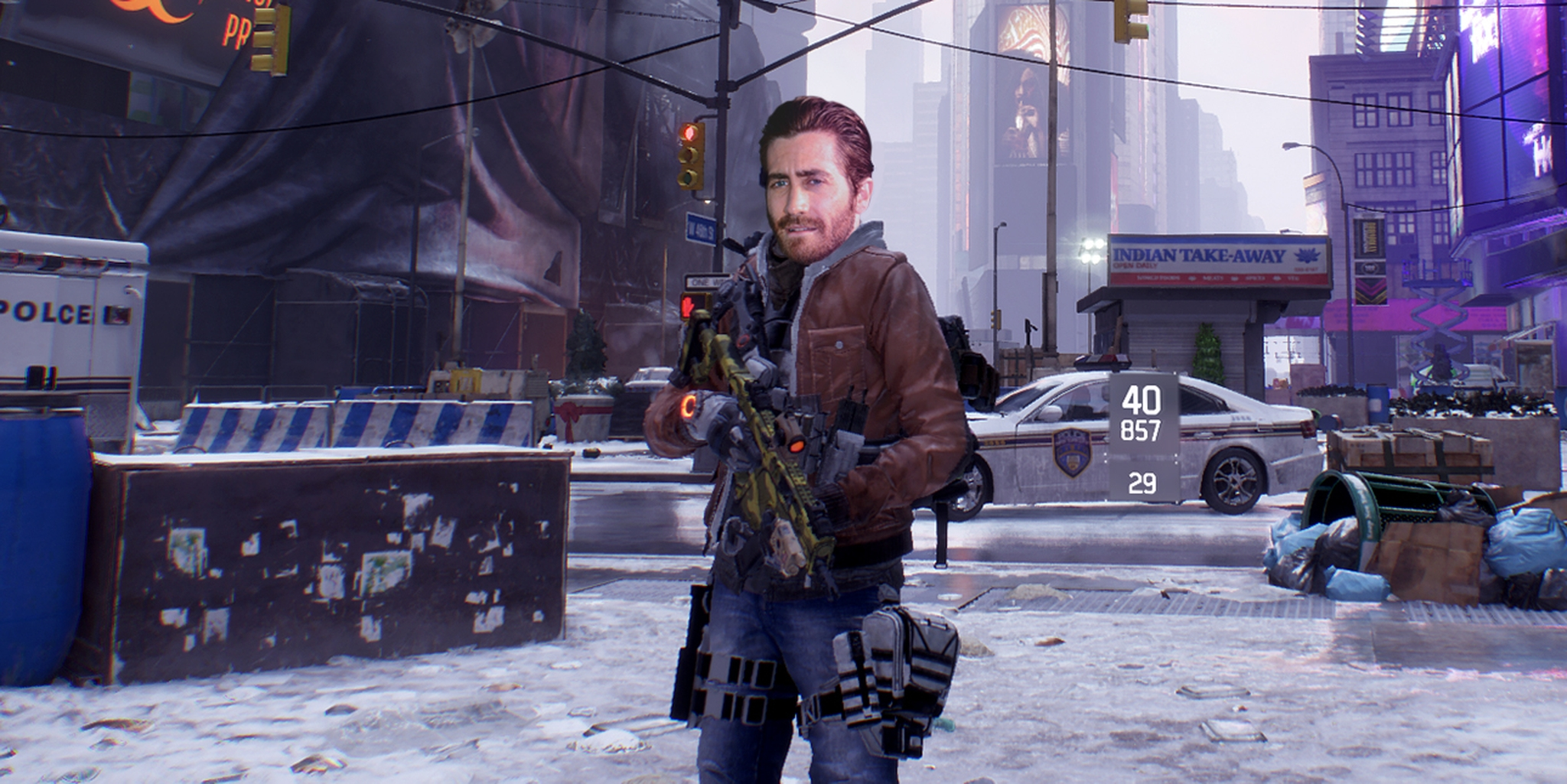 The Division movie adaptation starring Jake Gyllenhaal might not suck