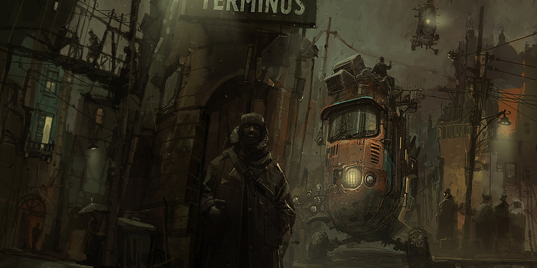 Abandoned Car In Swamp Wallpaper Dieselpunk For Beginners Welcome To A World Where The