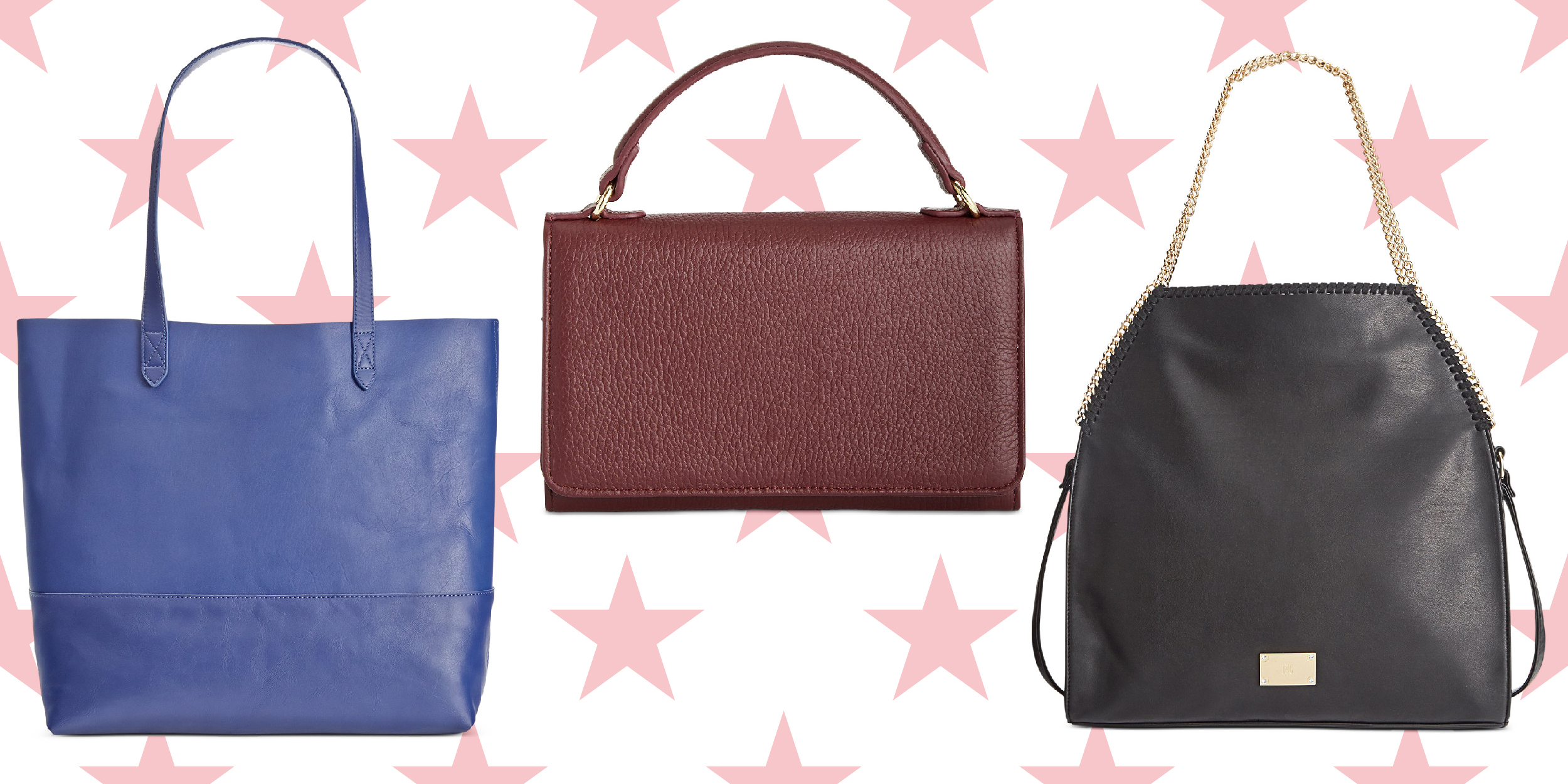 Almost 2,000 designer purses are on sale at Macy's right