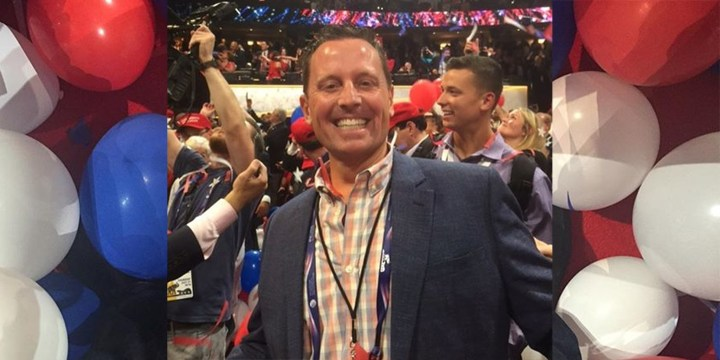 Image result for photos of Richard Grenell