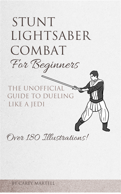 'Lightsaber Combat for Beginners' will complete your Jedi