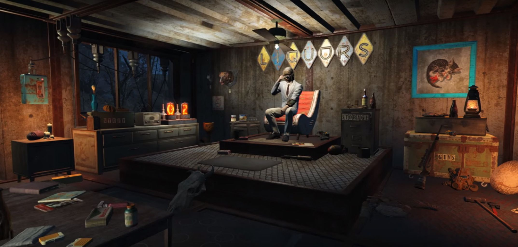 New Fallout 4 Trailer Shows Off The Wasteland Workshop The Daily Dot