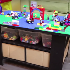 Little Kid Table And Chairs Hair Salon Massage Chair 5 Diy Lego Tables You Can Build Without Breaking The Bank