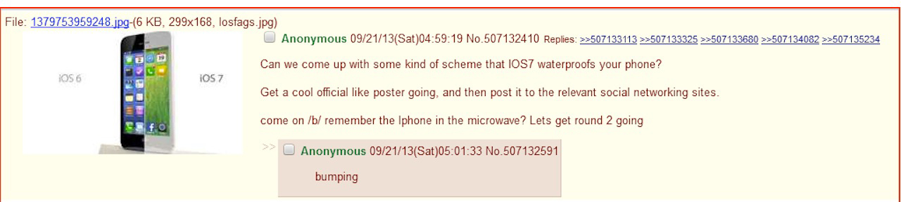 4chan s fake ios