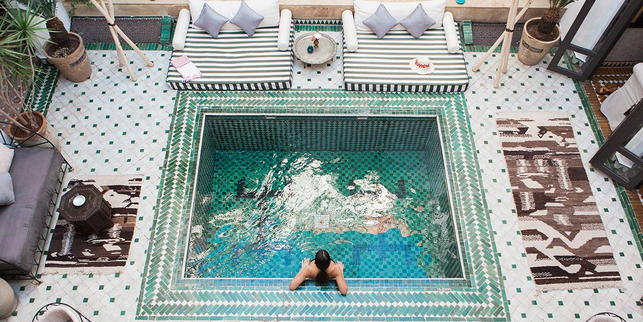 Every Traveler on Instagram Has the Same Photo of This Pool