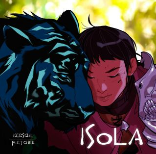 Image result for isola comic