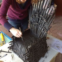 Iron Throne Chair Foldable Chairs For Sale You Re A Failed Parent Unless Get Your Toddler This Tiny