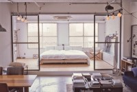 Industrial design loft in Tokyo - Daily Dream Decor