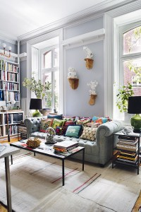That bohemian New York apartment I promised you - Daily ...