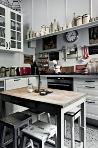 Vintage rustic apartment in the middle of Paris - Daily ...