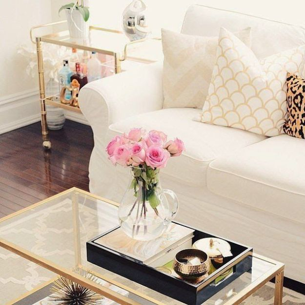 5 dreamy coffee tables to brighten your living room - daily dream decor